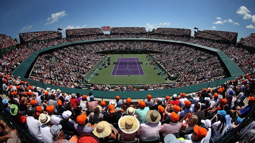 Miami Open Tennis – Day 14