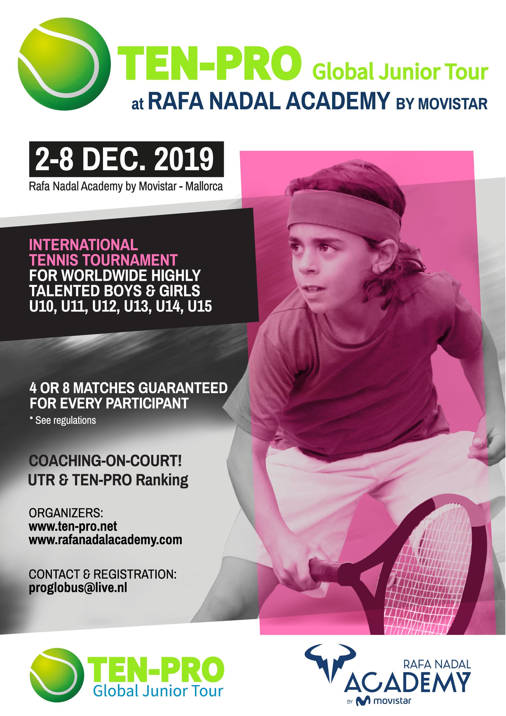 Homepage – Nadal
